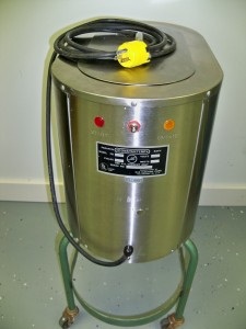 ILLE Electric Corp. model- PB112 Paraffin Wax Bath