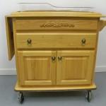 Pedicraft Bassinets w/ matress & nice wooden cart