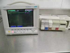 HP / Agilent V24C Viridia Patient Monitor