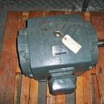 TECO 20 HP REBUILT 3ph Electric Motor 1,175 RPM